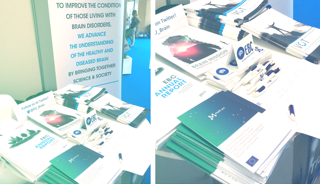 Project promotion at the EAN congress 2018